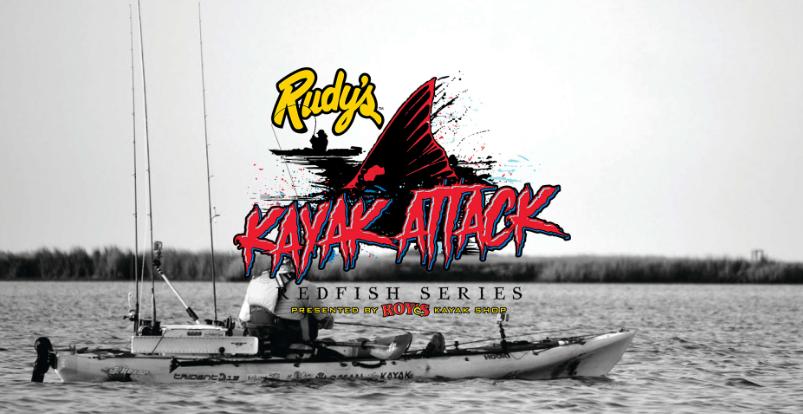 Rudy's Yak Attack Redfish Series -  Aransas Bay Boat House