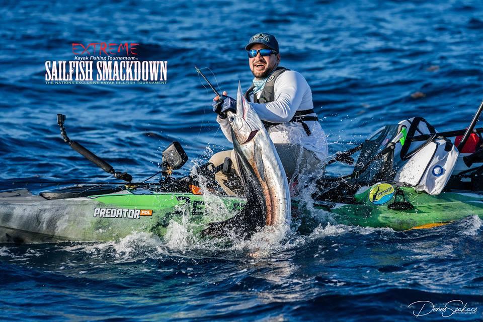 Extreme Kayak Fishing Summer Slam Series_Leg 1