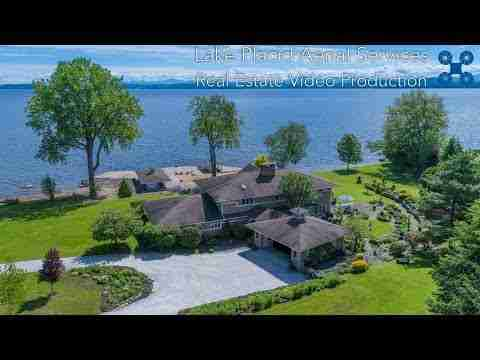 Aerial Real Estate Video Production