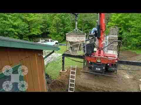 Garage Addition | Concrete Footers