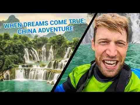 When Dreams come True: China Adventure- Nick Troutman Vlog