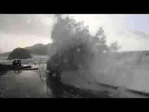 Waves in Donostia