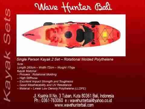 Kayak Sets