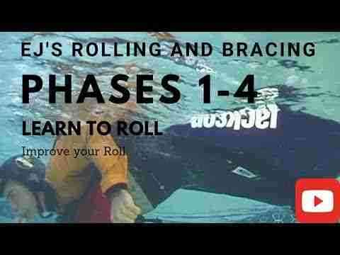 EJ's Rolling and Bracing  4 Phases of the Roll